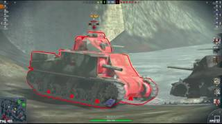 World of Tanks Blitz FUNNY MOMENTS #1