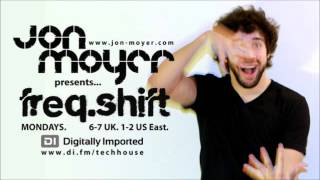 Jon Moyer - freq.shift 129 (30 April 2012)