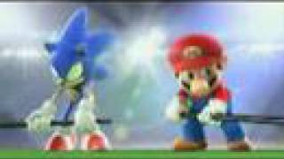 Mario and Sonic at the Olympic Games-Their World (Beta)