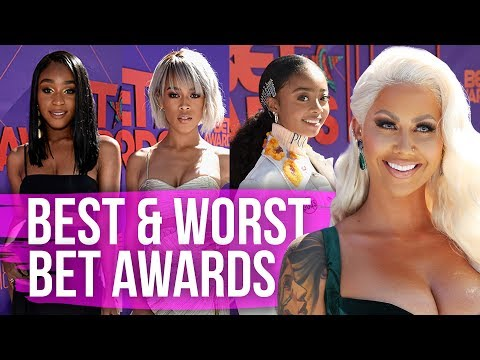 Best & Worst Dressed 2018 BET Awards (Dirty Laundry)