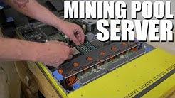 Crypto Mining Pool Server Setup Vlog #1