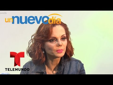 ¡Carmen Campuzano habla de su nariz y de Andrés García! | Un Nuevo Día | Telemundo