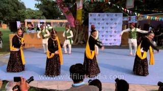 Nepalese old dance