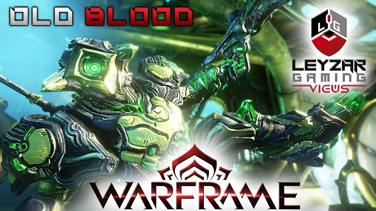Warframe - Old Blood (Brief Overview) thumbnail