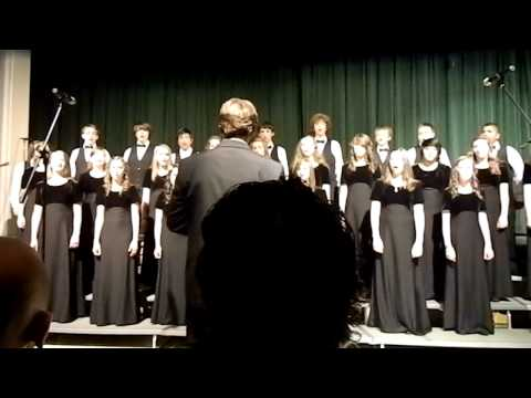 We Are the World - Mount Baker Middle School Concert Choir