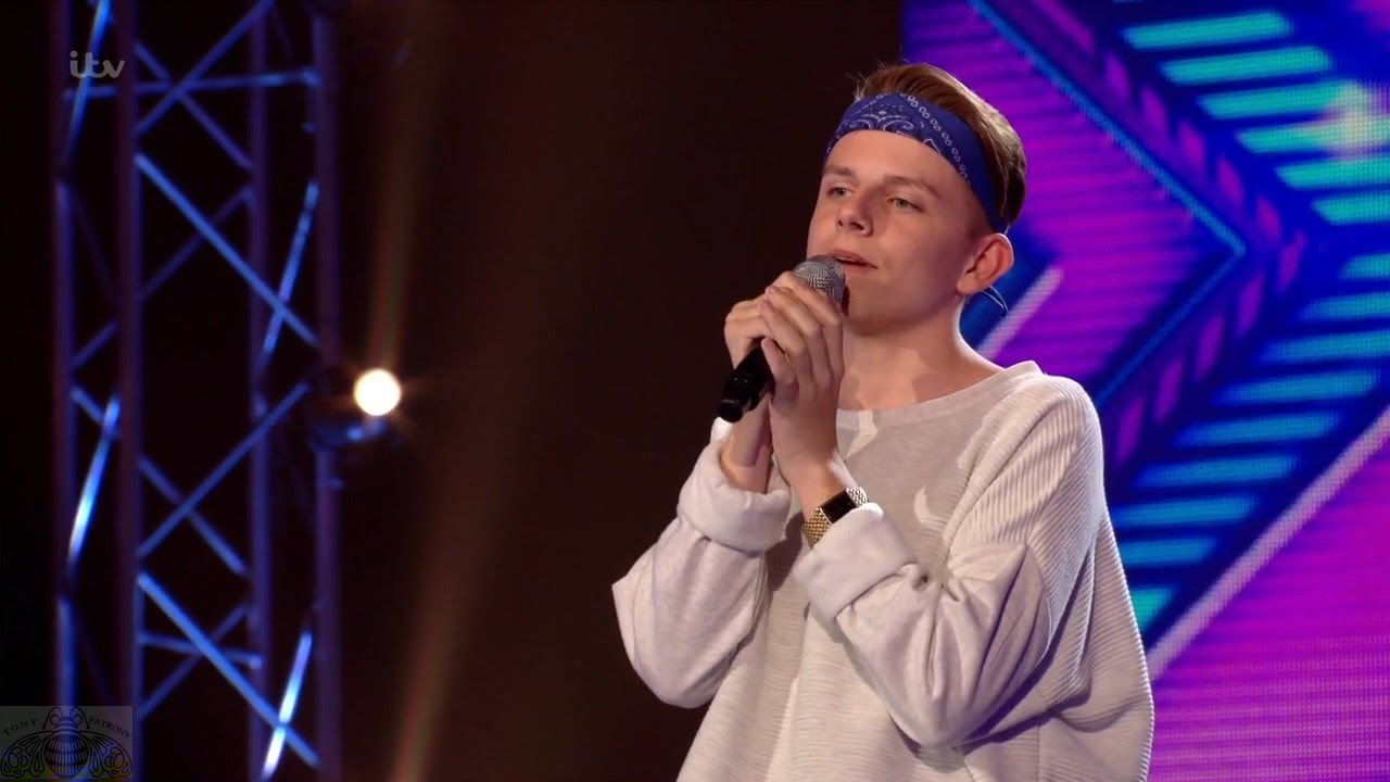 the x factor uk 2016 6 chair challenge james hughes full clip s13e09