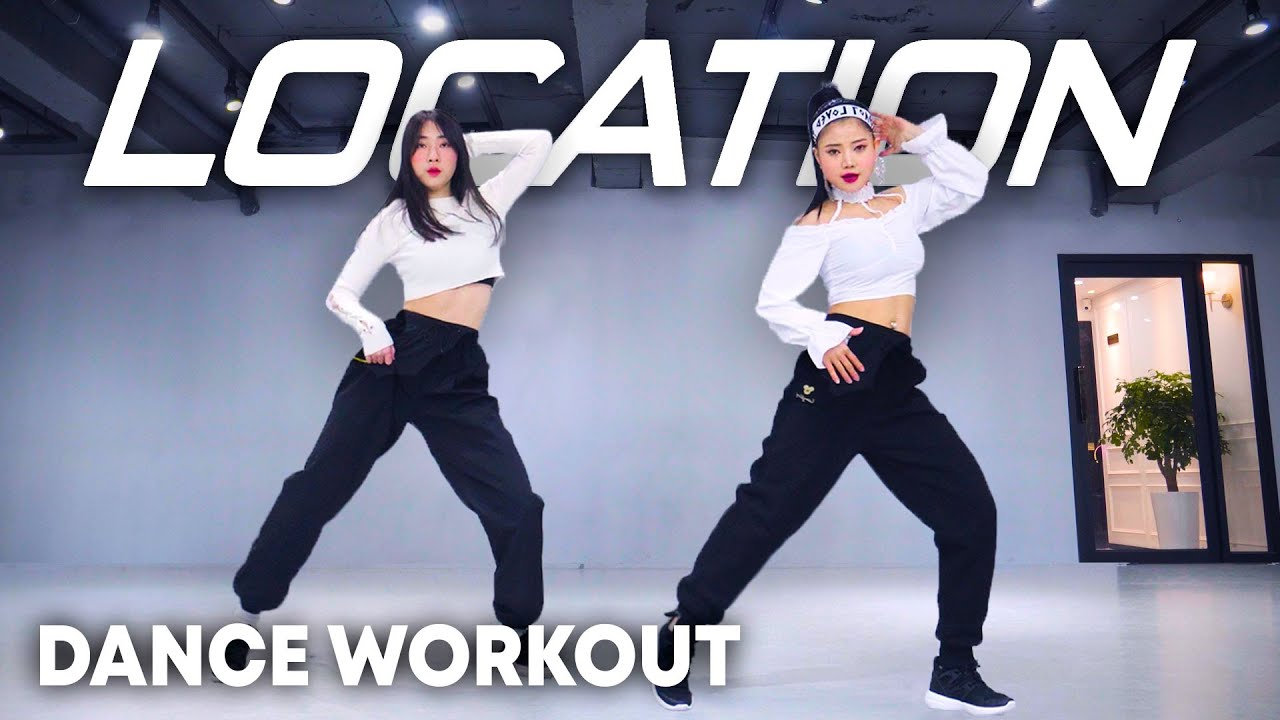 [Dance Workout] KAROL G, Anuel AA, J. Balvin - LOCATION | MYLEE Cardio Dance Workout, Dance Fitness