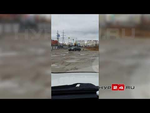 Светофор в Новом Уренгое перенастроили после обращения НУР24
