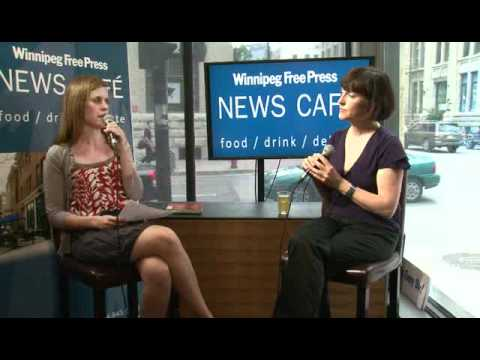 REPLAY: Nora Young at the News Café