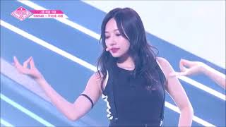 Sorry for the poor quality of the video Cr: 1. Pick Me Performance ...