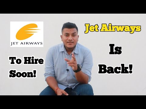 JET AIRWAYS IS BACK | New Job Opportunities Soon | That Aviation Guy