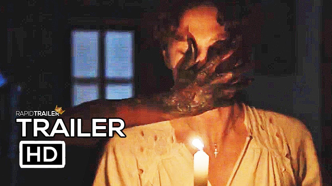8 Official Trailer 2019 Horror Movie Hd Youtube