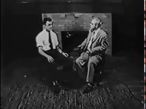 Assez M.H. Erickson Séance d'Hypnose 11-1958 : Régression  LA45