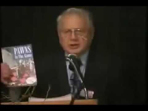 Ted Gunderson FBI Special Agent on the Deep State, Dec. 24, 2013