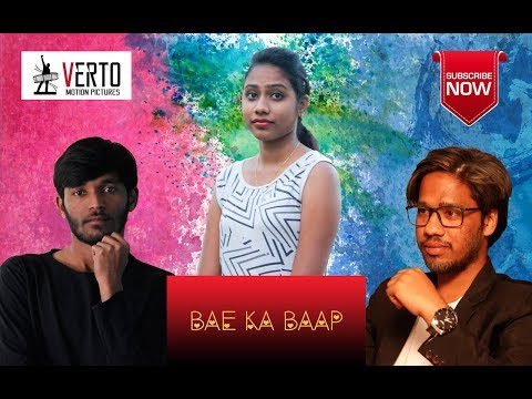 BAE KA BAAP || New Telugu Shortfilm 2018  || With ENGLISH subtitles || Directed by SKY