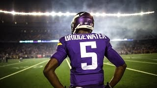 "Teddy Bridgewater 2014 Vikings Highlights ""G.U.M.P"""