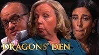 Deborah & Touker Clash Over a Golden Piece of Advice | Dragons' Den