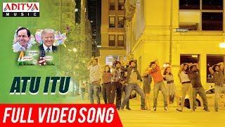 Atu Itu Full Video Song | A2A (Ameerpet 2 America) Songs | Rammohan Komanduri