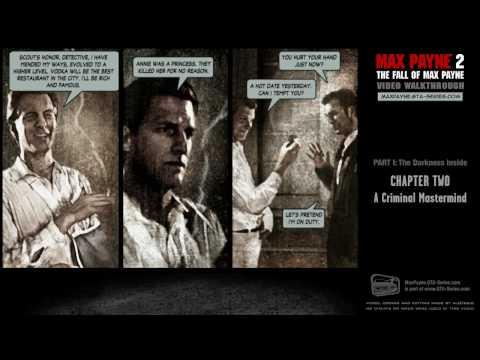 Max Payne 2 - The Darkness Inside - A Criminal Mastermind (HD) |