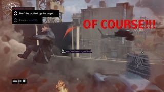 Few annoying Watch Dogs moments (Fails)