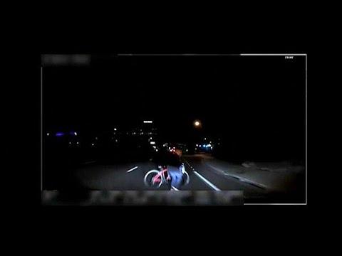 فيديو يبين حادثة دهس قاتلة لسيارة -أوبر- ذاتية الدفع  - نشر قبل 19 دقيقة
