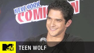Teen Wolf | New York Comic Con 2015 Panel | MTV