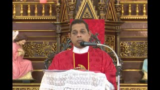 St. Anthony Novena Day - 5, Siolim Church 5th June 2020