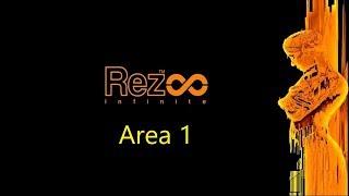 Rez Infinite - Area 1 - gameplay ITA