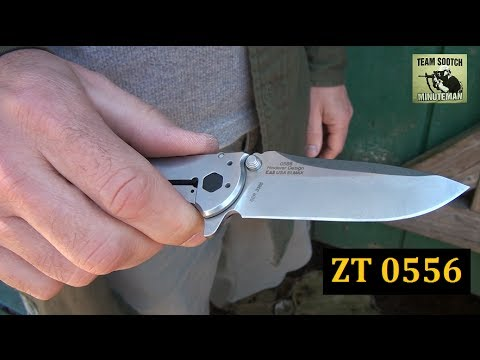 Zero Tolerance ZT 0566 Knife Review