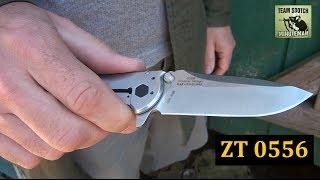 Zero Tolerance ZT 0566 Knife Review
