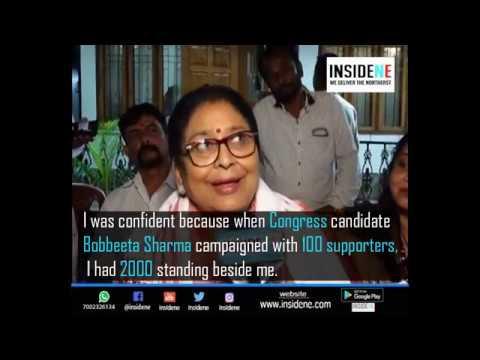 BJP's winning candidate Queen Oja promises women empowerment