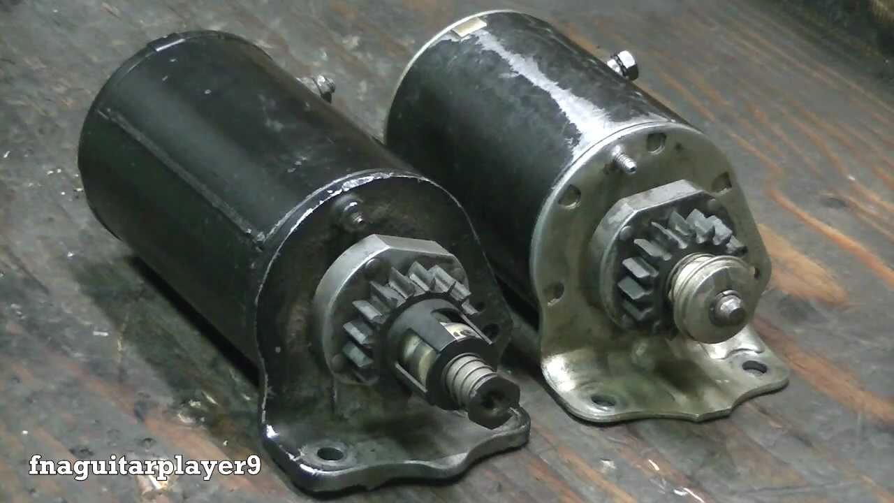 11 Hp Briggs Stratton Engine Model 253707041101