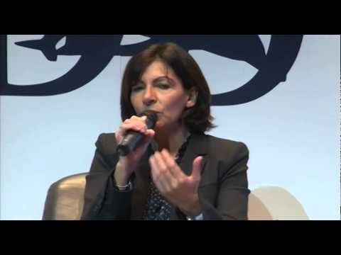 Anne Hidalgo, Dauphine Débat, 3 février 2014