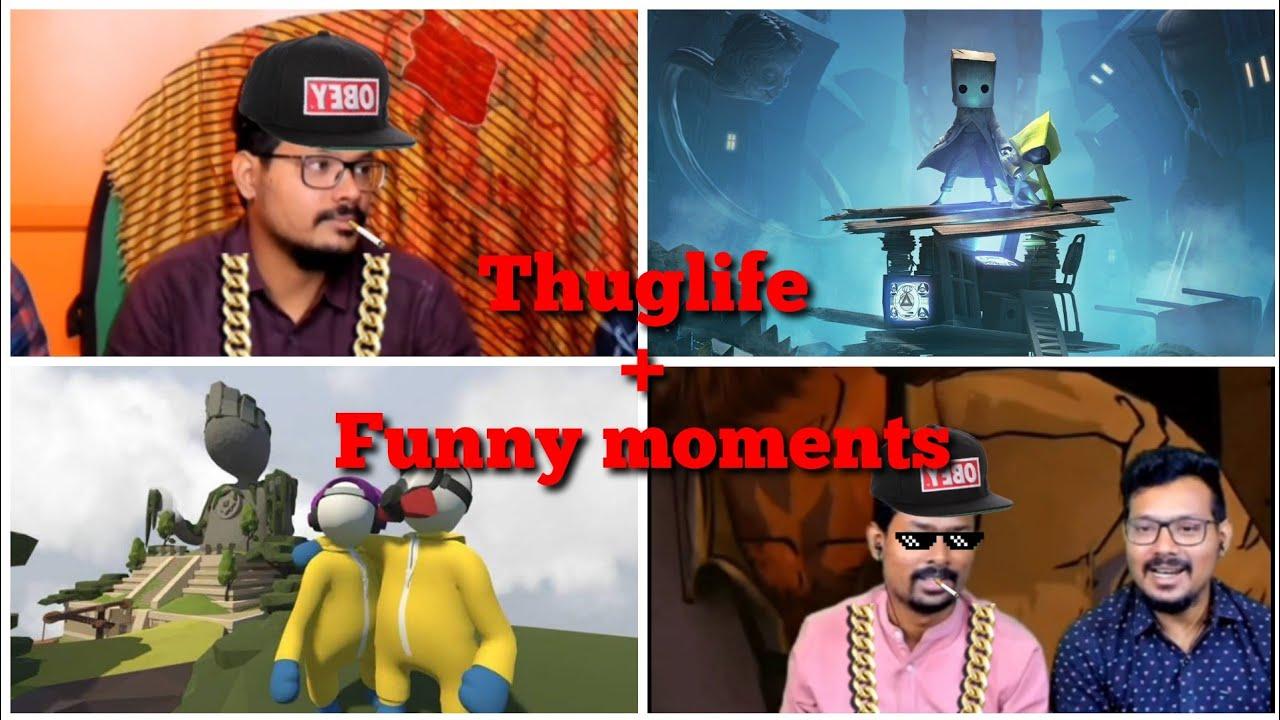 Tamil gaming thuglife and funny moments | Mixed games | #tamilgaming #thuglife #funnymoments