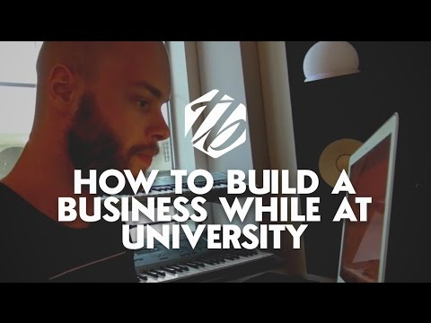 Hustling While Being In University — The Story Of My First E-Commerce Business | #232