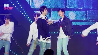 JINLONGGUO&Kim Dong Han, My Flower(JBJ) [THE SHOW 180925] special stage!