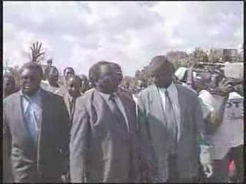 Morgan Tsvangirai - Zimbabwe's Next Leader?