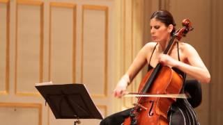 Friedrich Gulda- Cello Concerto- Cadenza Hila Karni