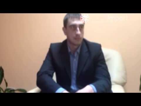 Комерческий директор Важуков Алексей выбрал RDM-Import (отзыв  о РДМ-Импорт)