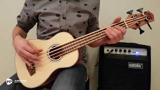 видео Маленькая гитара - удобный инструмент