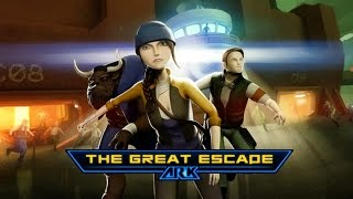 AR-K - The Great Escape Trailer