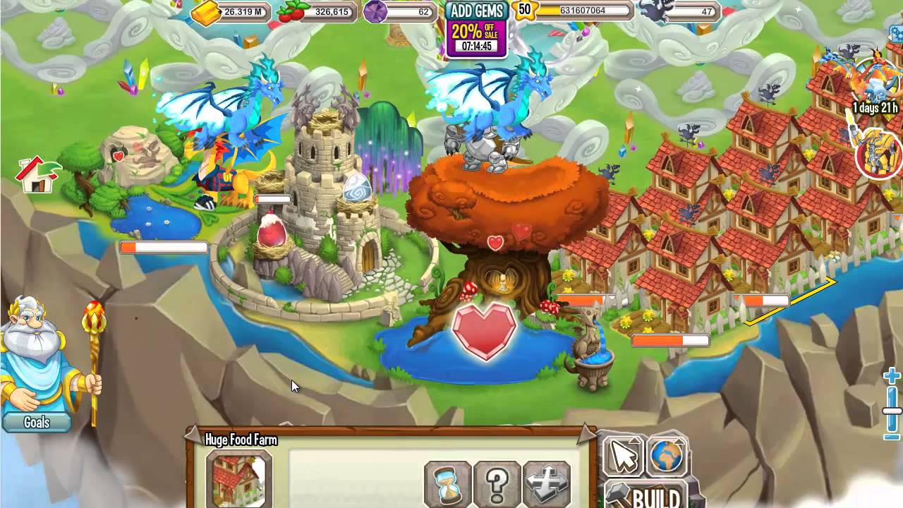 How to Breed LEGENDARY DRAGON in Dragon City on Facebook ...