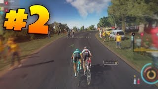 Le Tour De France 2018 PS4 | Astana #2 - 1V1 ME BRO! (Walkthrough/Playthrough English Gameplay Ep2)
