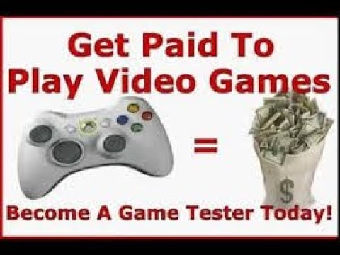Video Game Tester Jobs Online UK, US & Online   Get Paid to Play Games