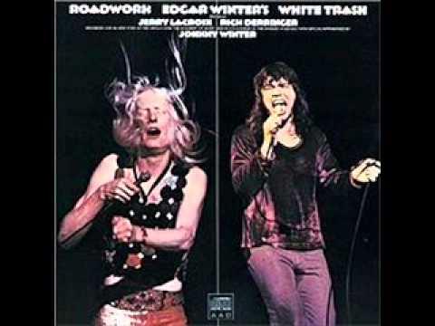 Edgar Winter's White Trash - Save the Planet (Roadwork)