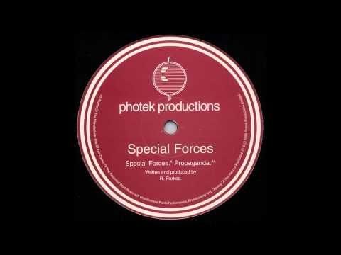 Special Forces - Propaganda