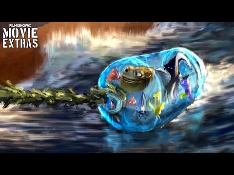 Finding Dory 'Tank Gang' Deleted Scenes [Blu-Ray/DVD 2016]