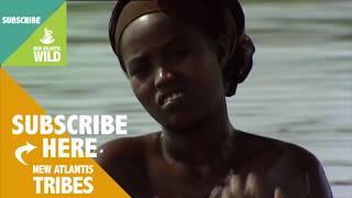 Çıplak Kabileler - Afrika
