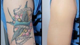 Coprire le occhiaie e i tatuaggi con Vichy Dermablend - Applicazione + Regalo per voi