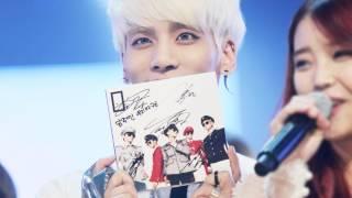 140312 IU ft. Jonghyun - Gloomy Clock LIVE (우울시계)
